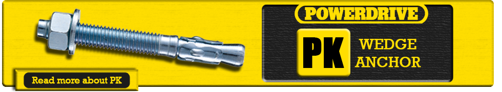 Click to read on our PK Anchor Bolts!