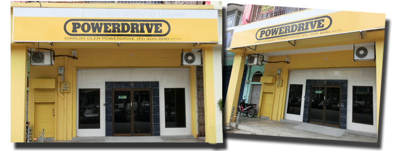 Powerdrive Branch